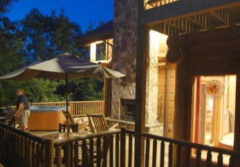 Watershed Cabins - Smoky Mountain Lodging - Bryson City