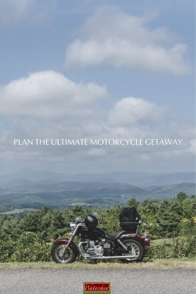 Plan the Ultimate Motorcycle Getaway